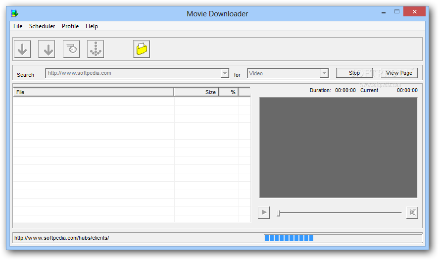 ������ Movie Downloader ������ ������� ����
