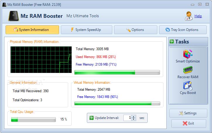 Mengoptimalkan Kinerja RAM dengan MZ RAM Booster 4.0