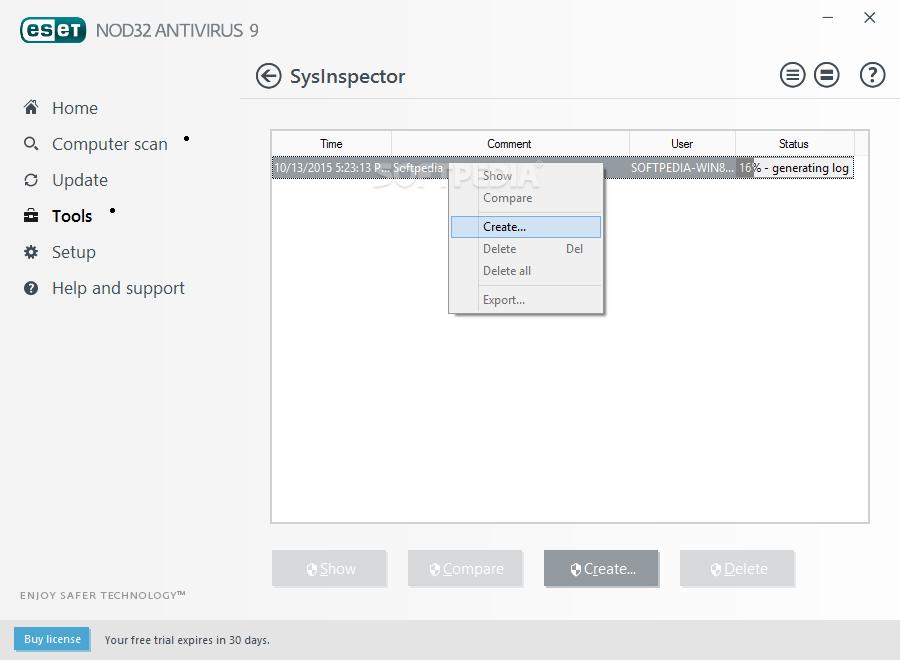 แจก NOD32 Antivirus 4.0.467