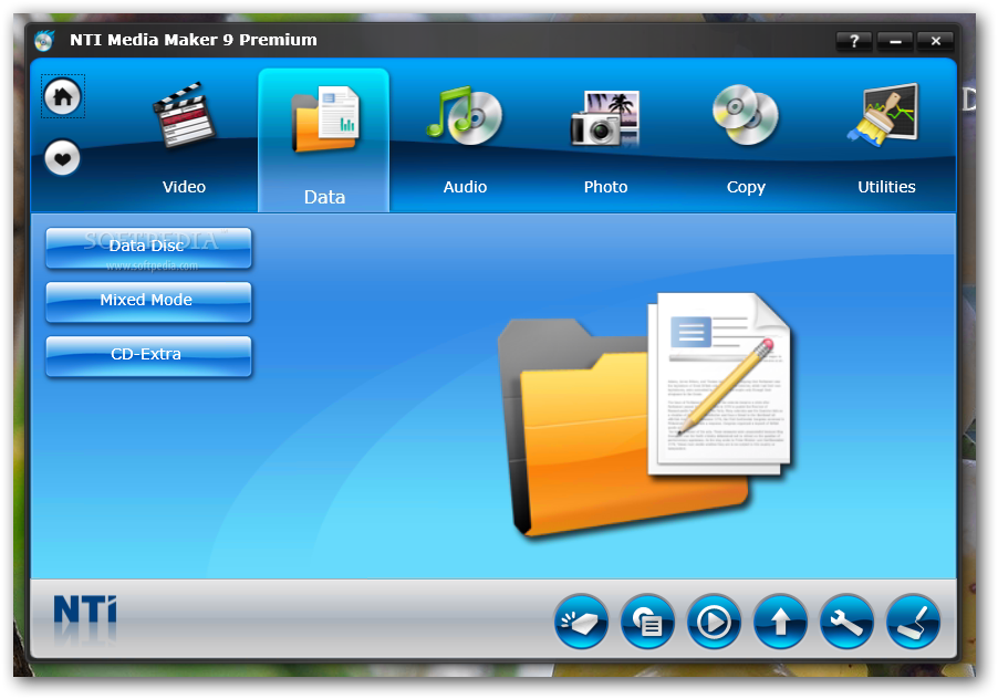 NTI CD & DVD-Maker 6.7