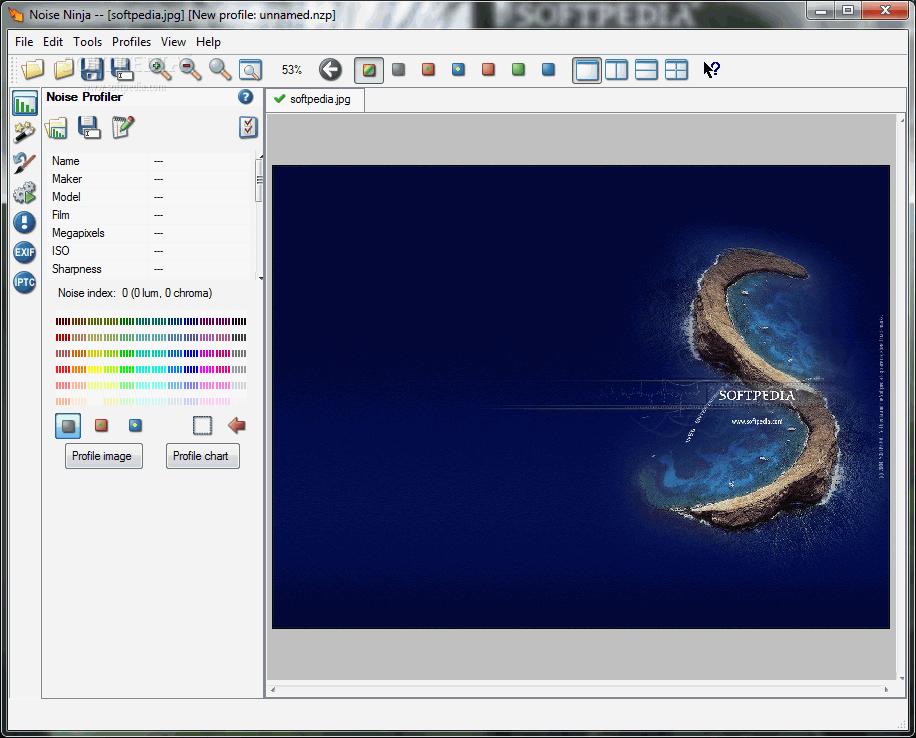 Noise ninja 2.3 2 plug in for photoshop incl keygen