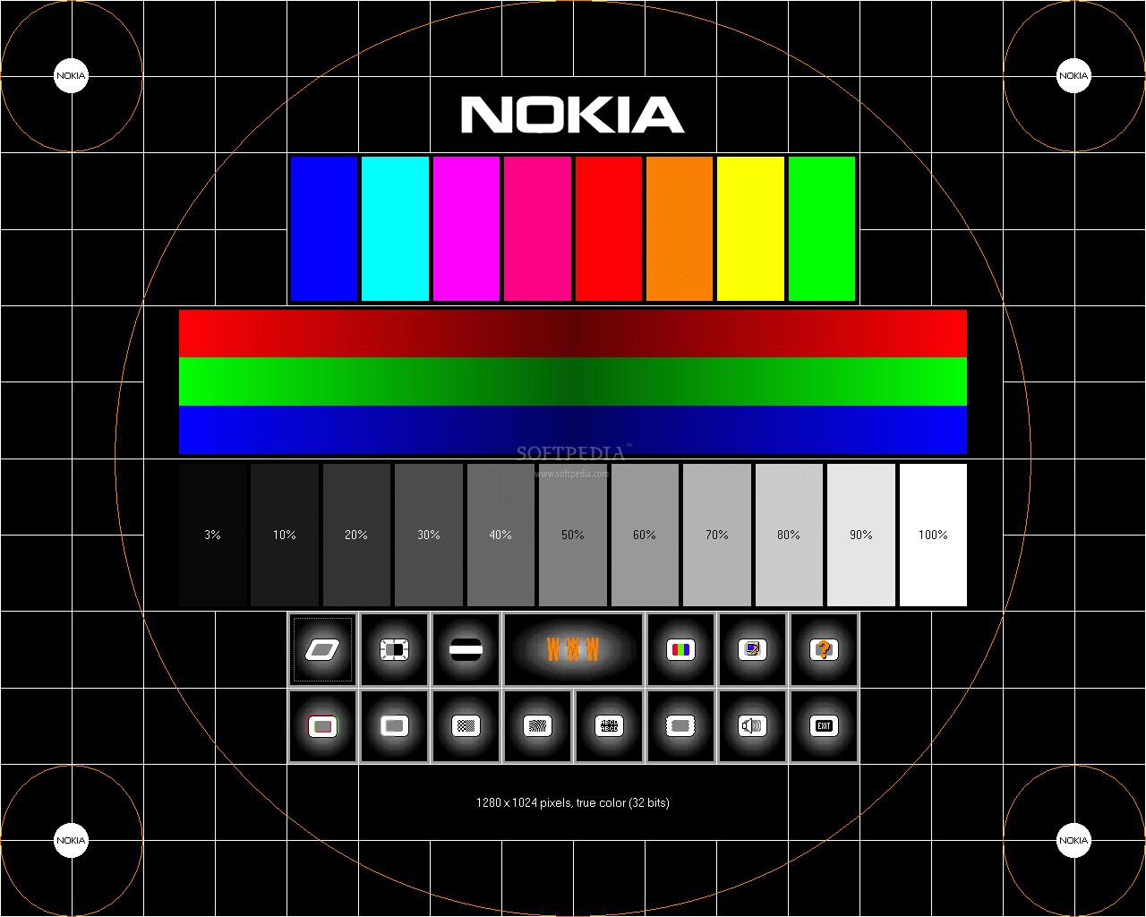 Nokia Monitor Test screenshot 1