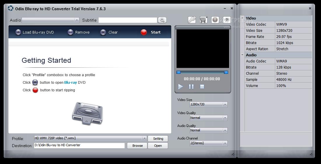برنامج برنامج تحويل الفيديو والأفلام