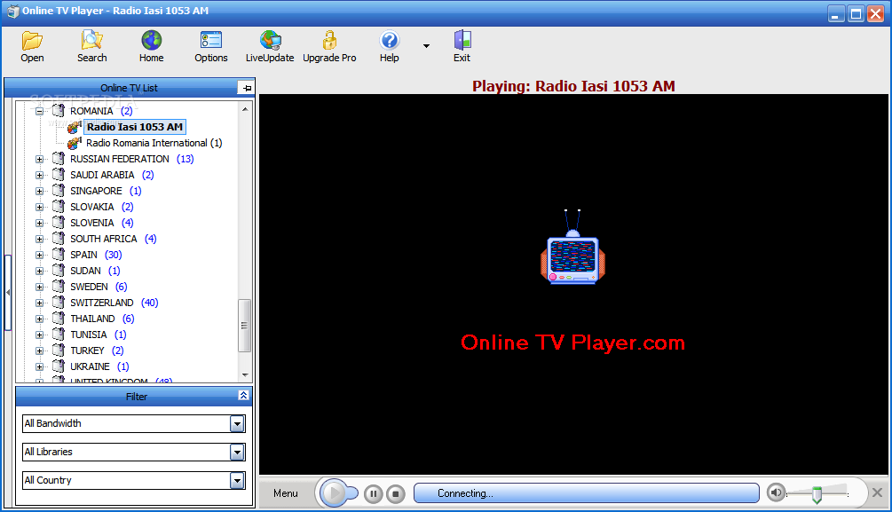 الفرن Online Player 3.0.951 ممتاز