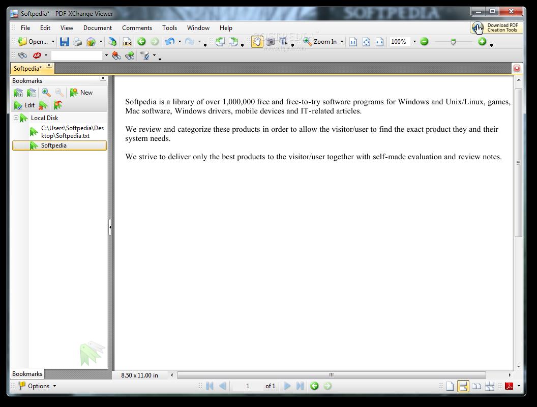 pdf xchange viewer reduce file size