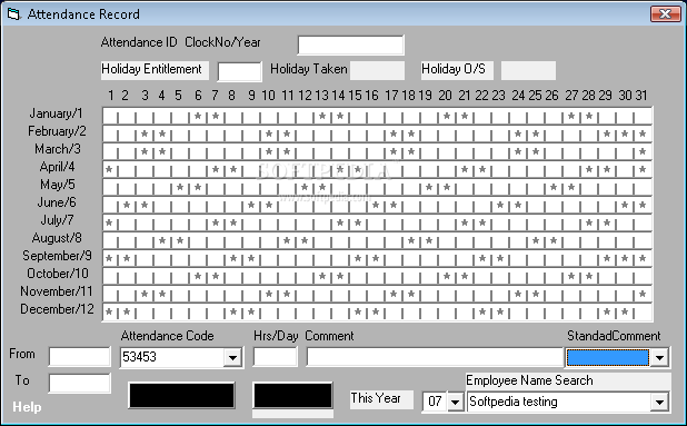 Human Resources FreeWare Software: Free Personnel Manager Software