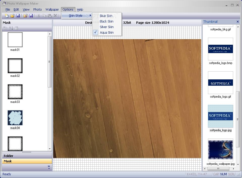 Share portable software Photo-Wallpaper-Maker_1