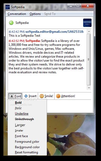 حصريا :: برنامج الشات العملاق الذى يمكنك من فتح أكثر من ايميل فى وقت واحد Pidgin 2.8.0 فى أخر أصدار :: على أكثر من سيرفر