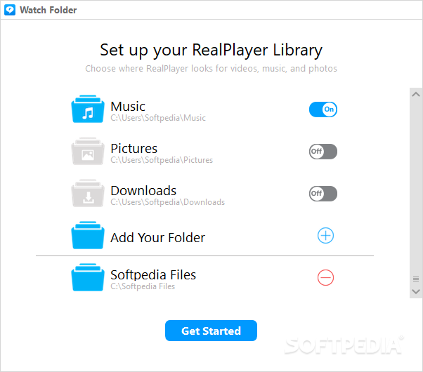 RealPlayer 10.5 Build 6.0.12.1741