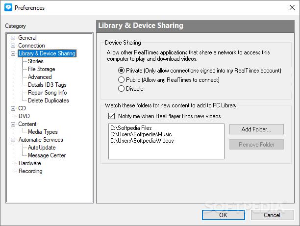 ������ RealPlayer 11.1.3 Build 6.0.14.955 RealPlayer_7.png