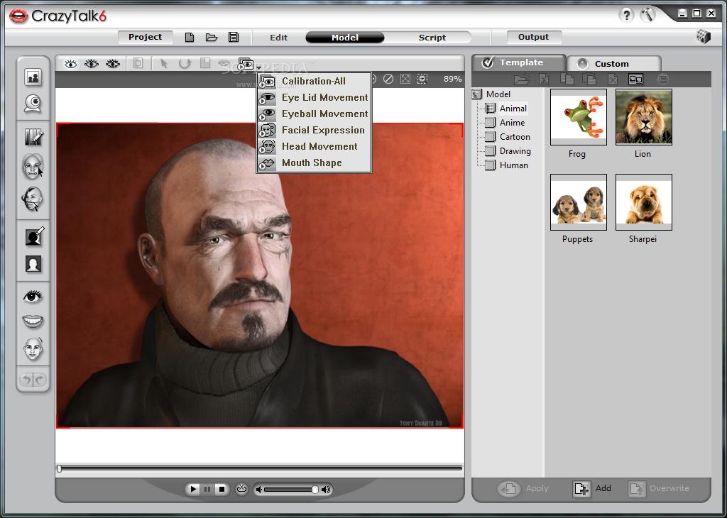 حصريا اجعل صورك شخصيات ثلاثية تتكلم