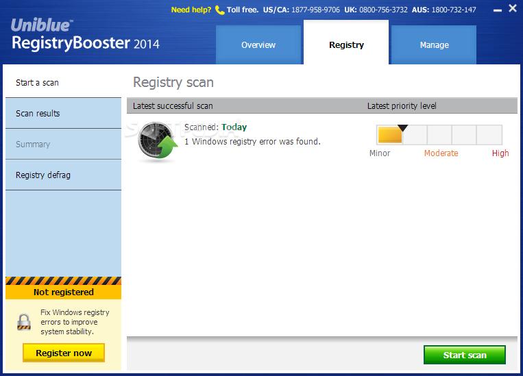 ডাউনলোড করুন Registry Booster 2012 সাথে Serial key সহ বুঝে নিন!!!!