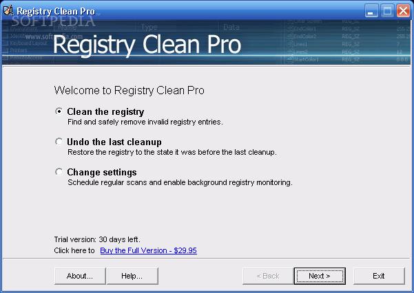 حصريا الاصدار الاخير للعملاق الاول فى تنظيف الريجسترى و تسريع الجهاز Registry Clean Expert + السيريال و على اكثر من سيرفر Registry-Clean-Pro_1