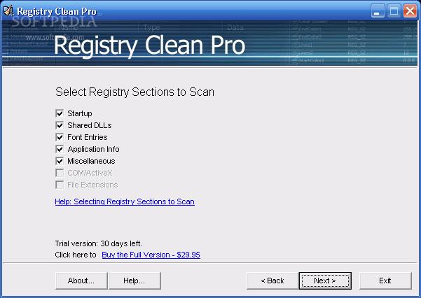 حصريا الاصدار الاخير للعملاق الاول فى تنظيف الريجسترى و تسريع الجهاز Registry Clean Expert + السيريال و على اكثر من سيرفر Registry-Clean-Pro_2