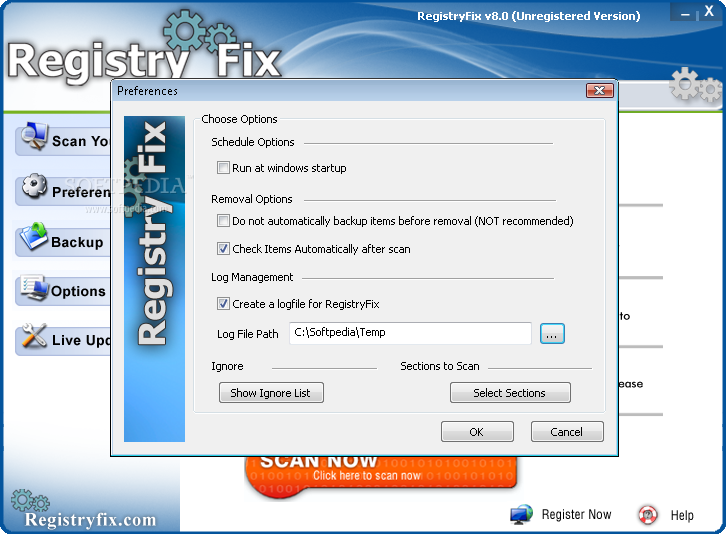 http://www.softpedia.com/screenshots/RegistryFix_2.png