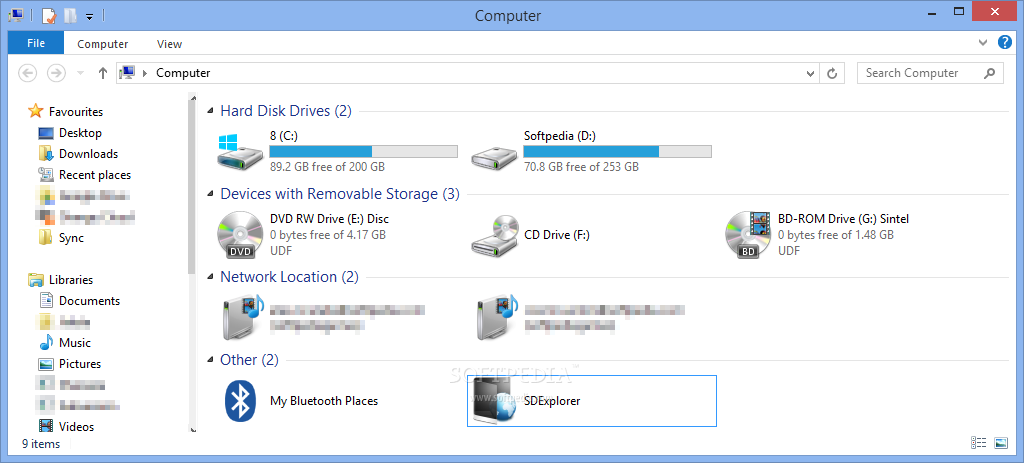 SDExplorer Pro 2.1.1.137