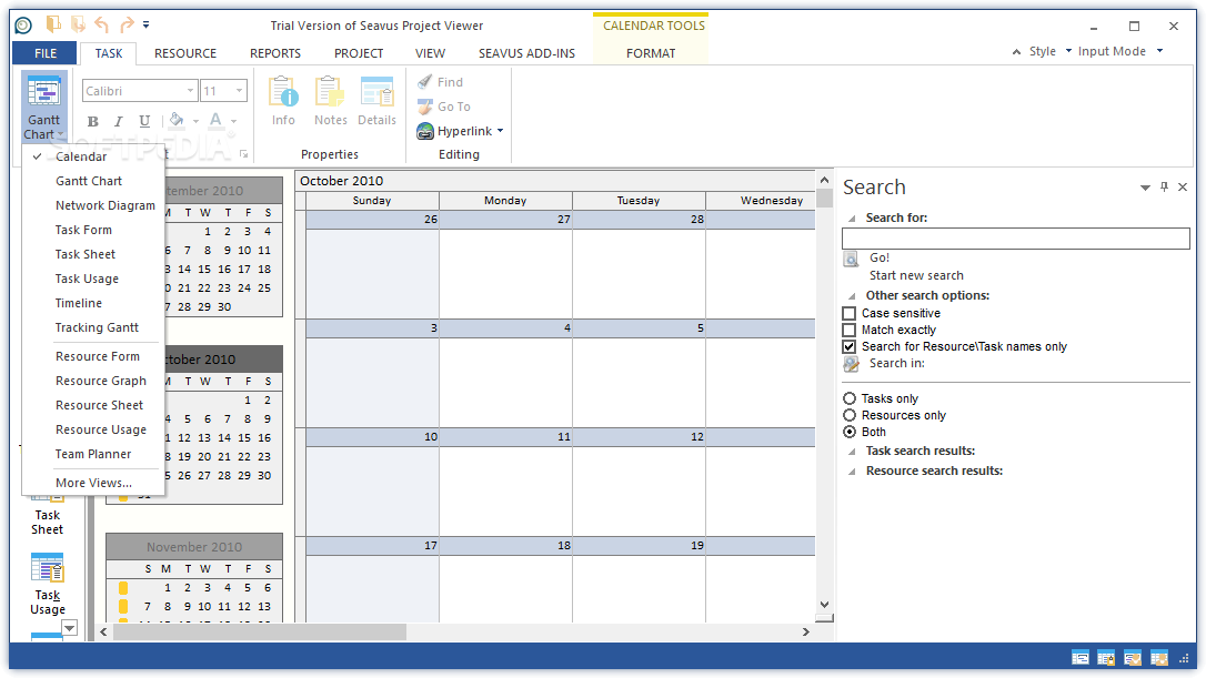 seavus project viewer Seavus project viewer is a complete viewer for microsoft® project plans stored in mpp files it facilitates excellent collaboration in those projects where people and teams need to view and share information from project managers seavus project viewer is a lightweight and fast standalone.