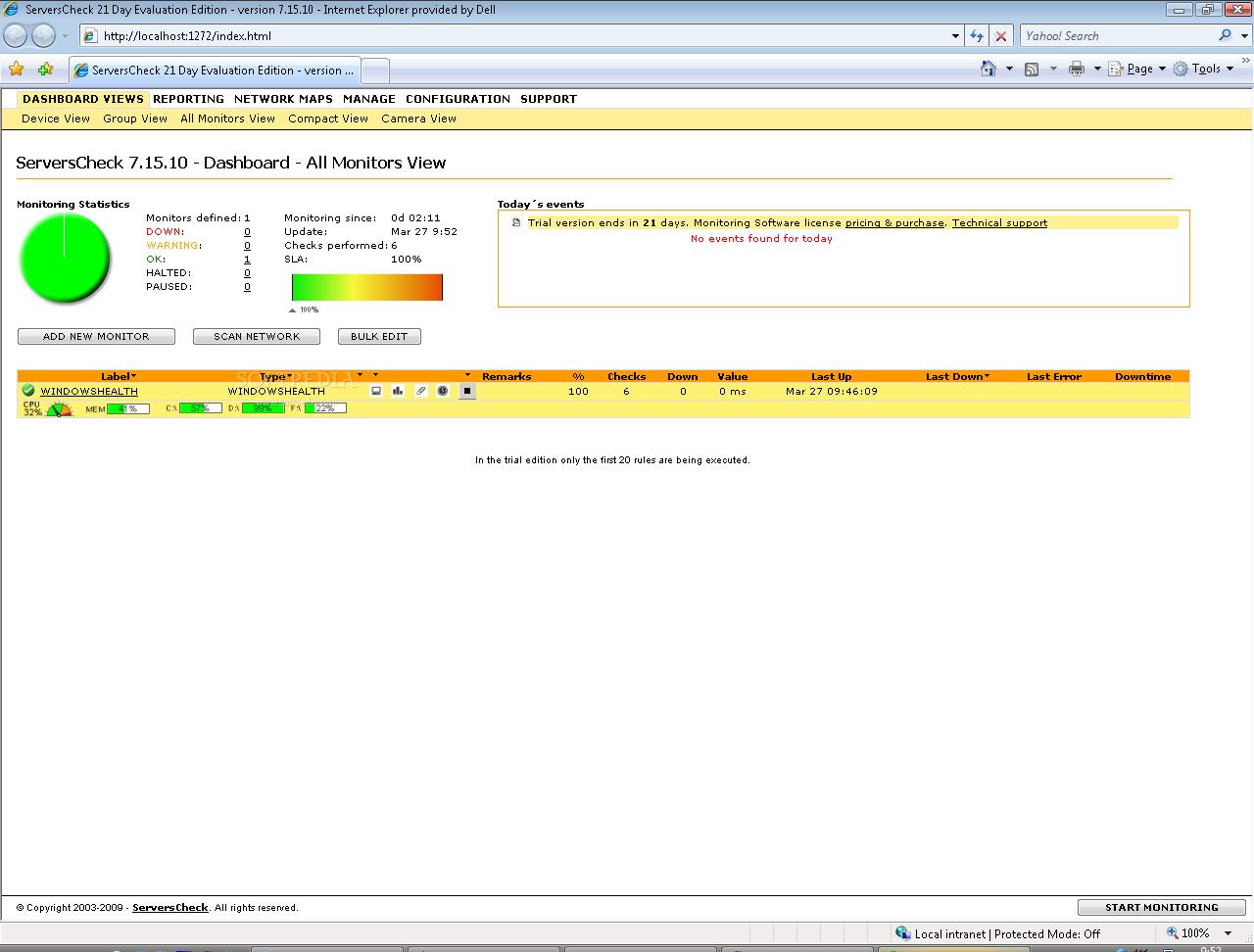 ServersCheck Monitoring 8.5.0 ������� ���� ServersCheck-Standard_1.png