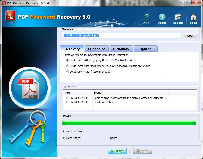 File Get Password Rar