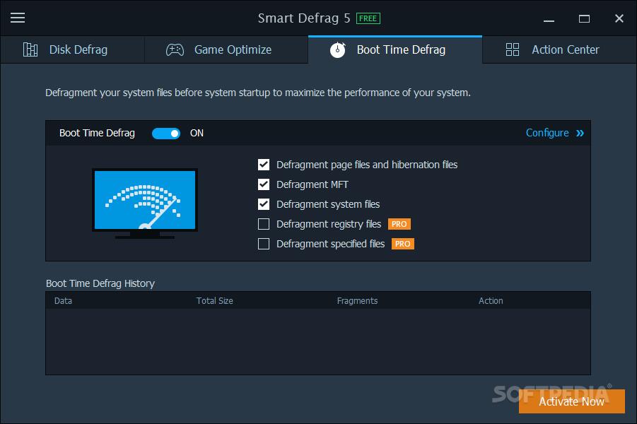 IObit SmartDefrag v1.10