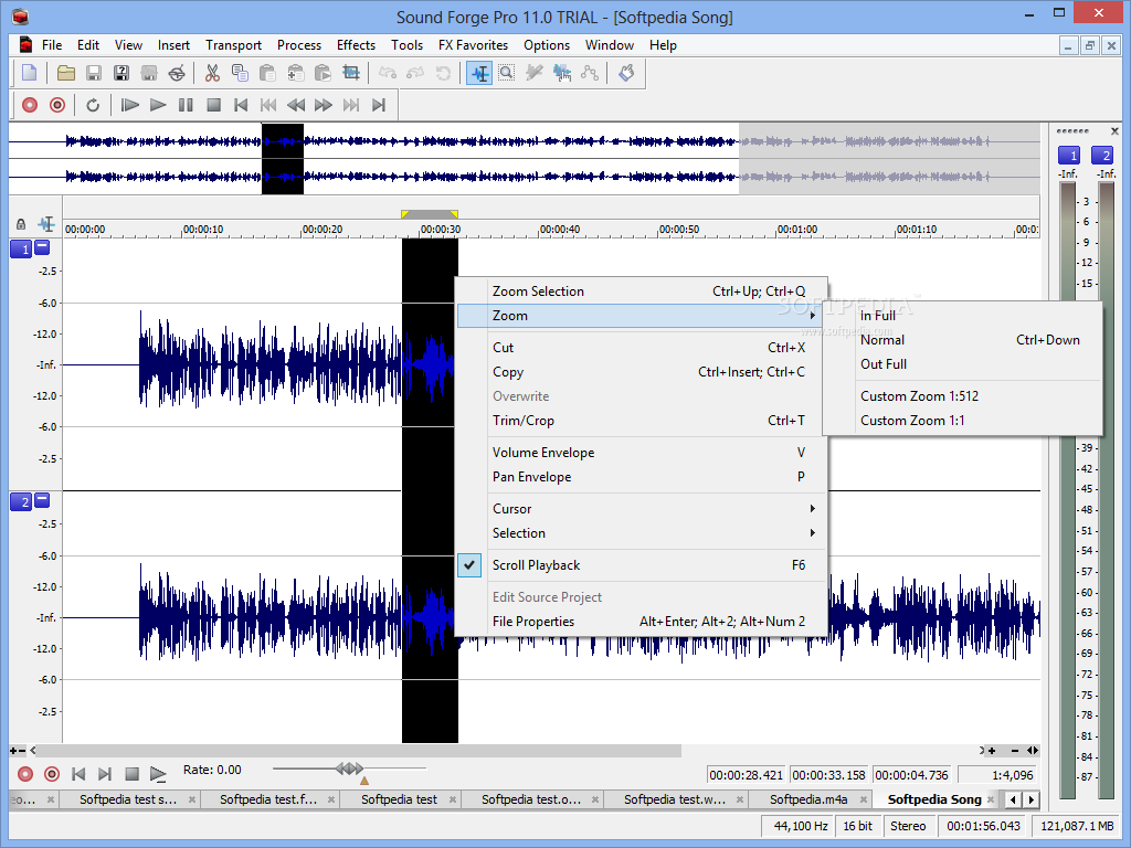 serial sony sound forge pro 10.0