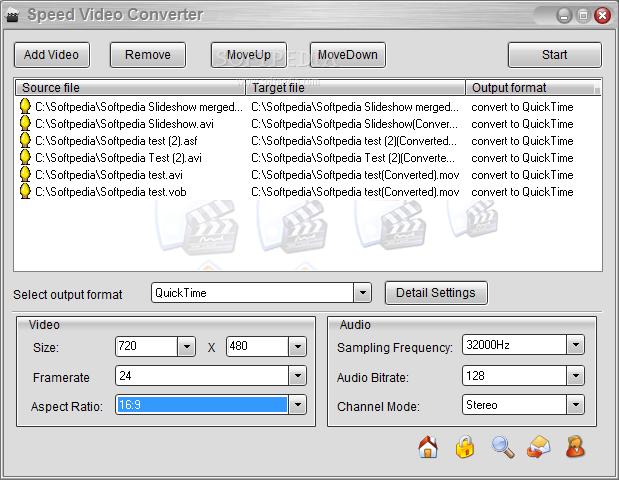 Speed Video Converter 3.0.5.12