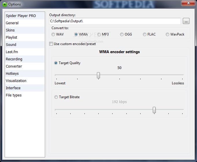 تحميل مشغل الصوتيات Spider Player 2.4.5 في آخر إصداراته Spider-Player_8.png