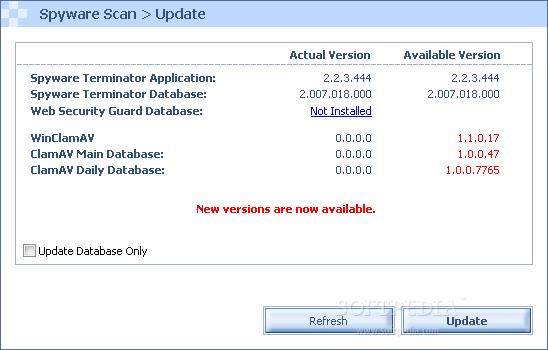 Windows 7 Spyware Terminator Database 6.001.006.000 full