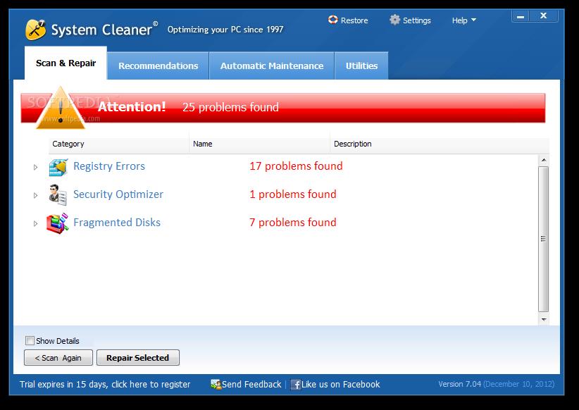 PointstoneSystemCleaner5.86