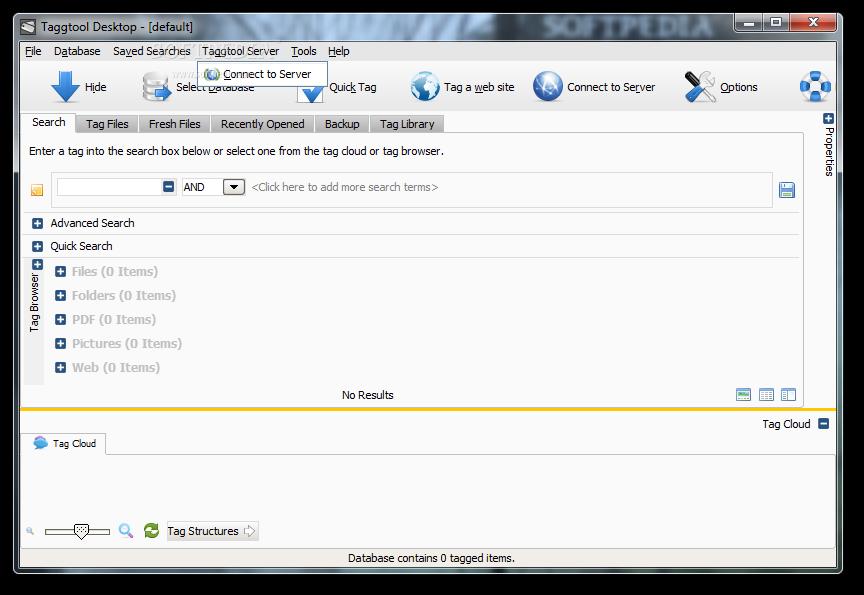 Taggtool Server 3.2.0