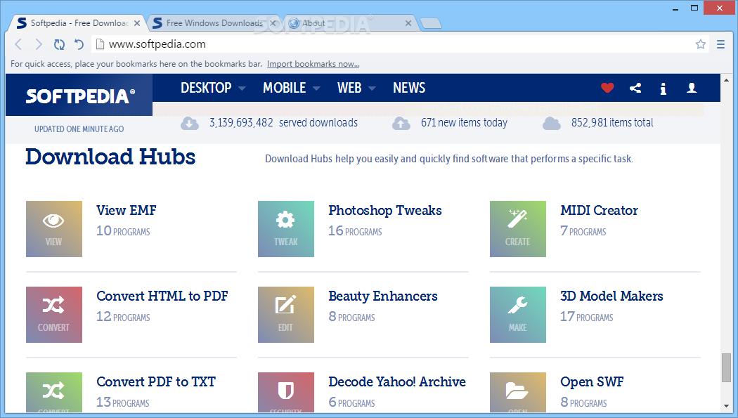 المتصفح الرائع TheWorld Browser 3.0.4.1