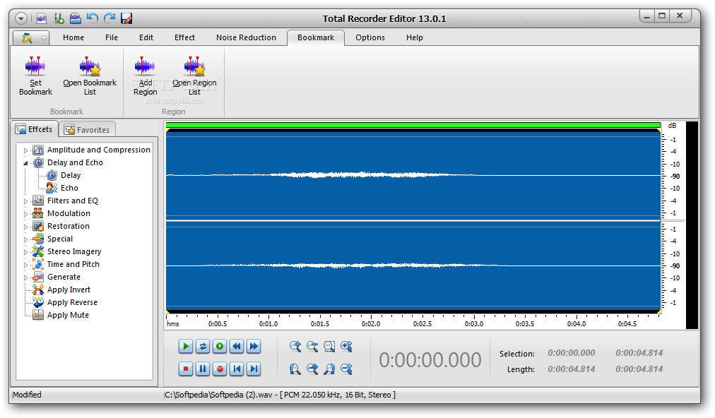 Total Recorder Editor 11.0.
