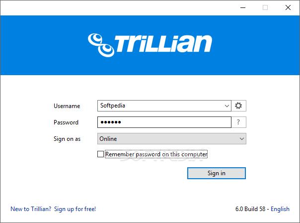 Trillian 5.0 Build 33 Pro-LT free download