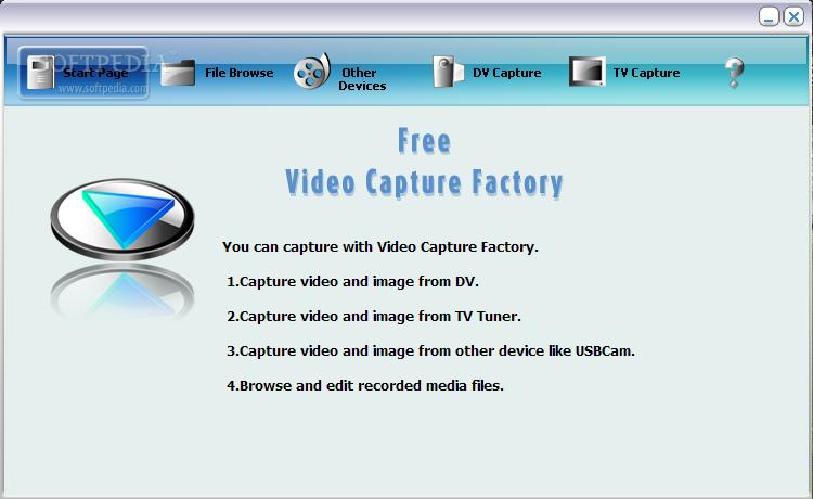 Video Capture Factory