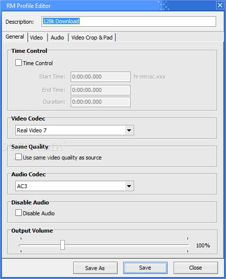 أسطورة التحويل برنامج Video Convert