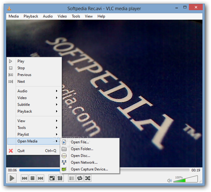 ���� ������ Media Player 1.1.4 VideoLAN-Client_1.png