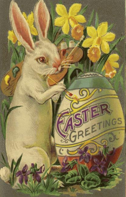 Vintage Easter Slide Show screenshot 1