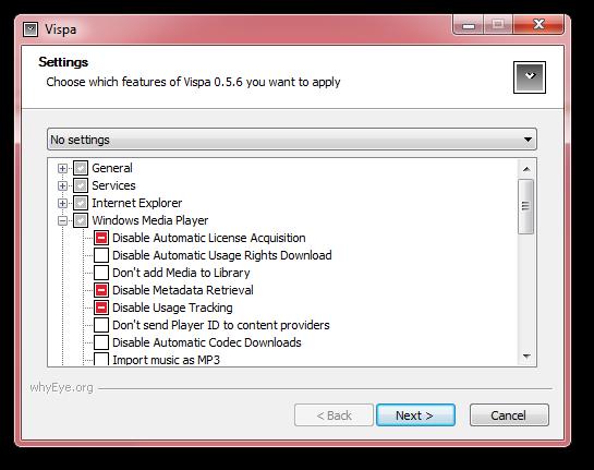 http://www.softpedia.com/screenshots/Vispa_3.png