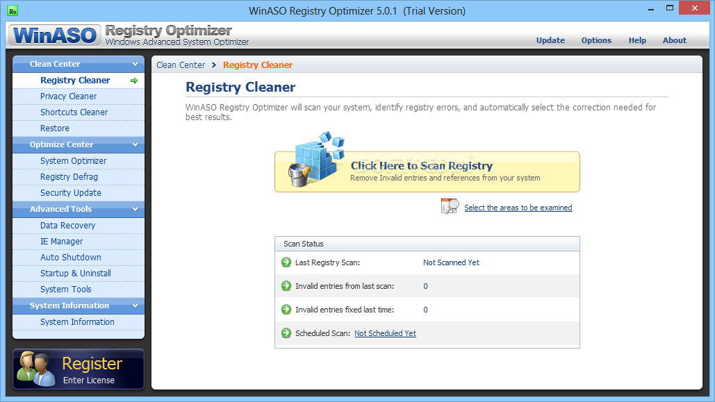 ����� �������� ���� ����� ������� WinASO-Registry-Optimizer_1.png