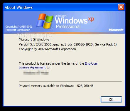Компания Microsoft выпустила предварительную версию Service Pack 3 для англ