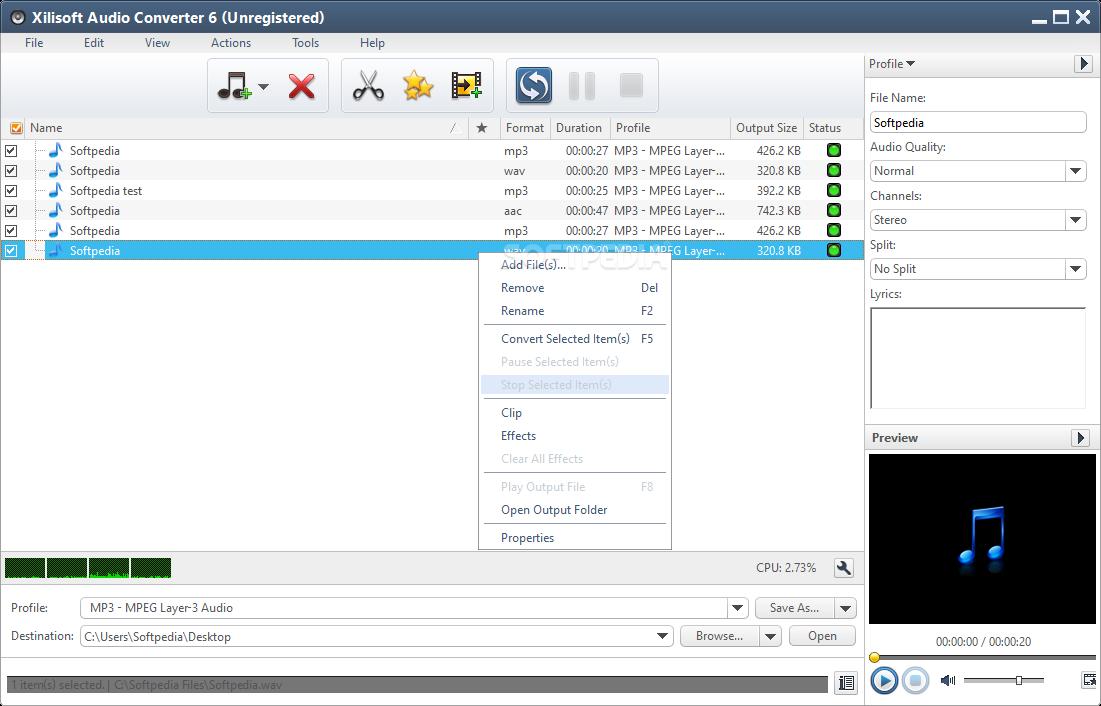 Xilisoft Audio Converter + Gjuhen Shqipe