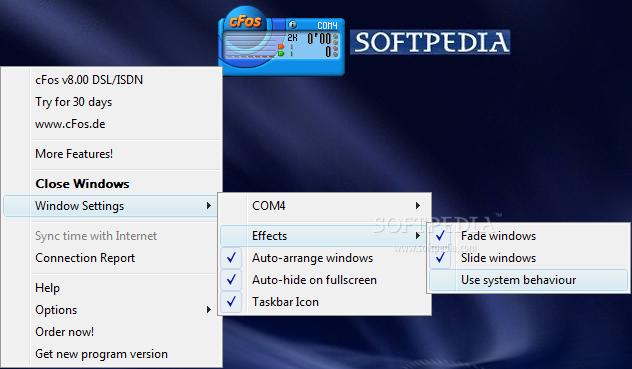 cFos 7.53 Build 3099 ������� cFos_1.png