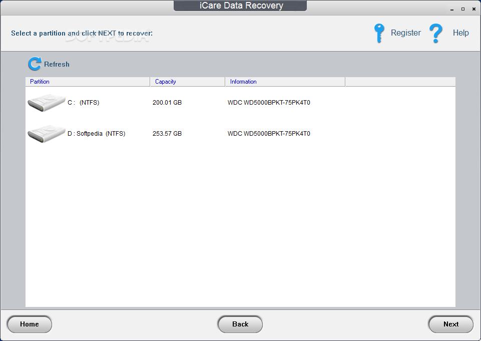 البرنامج الرائع iCare Data Recovery Software v3.8.3 لاسترجاع