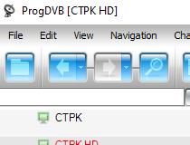 برنامج ProgDVB لفتح القنوات المشفرة